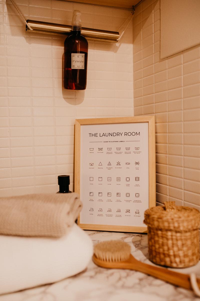 cuadro the laundry room
